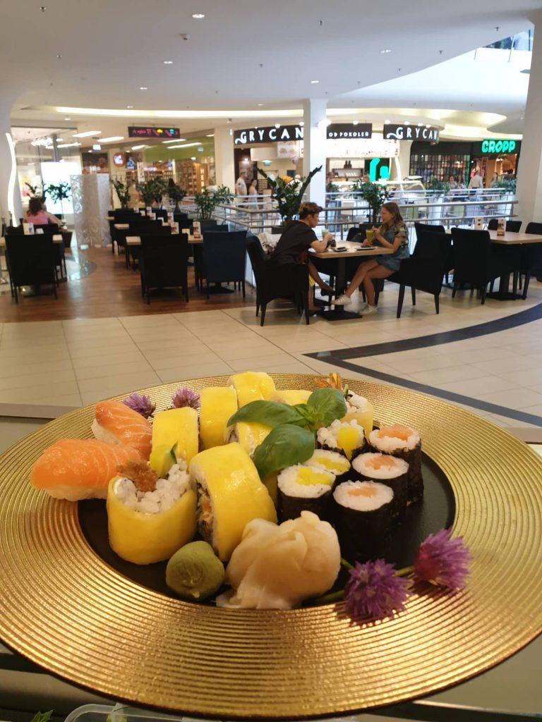 Dzień sushi w Olsztynie. Zdjęcie: Sushi Ko