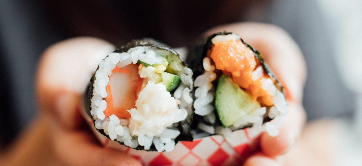 Dzień sushi w Olsztynie – 2019